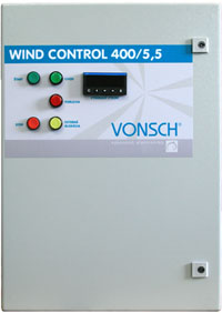 WIND CONTROL 400 example